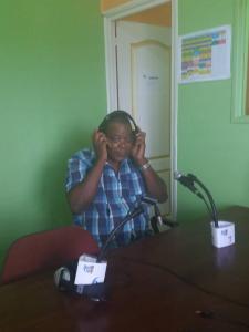 Mr lamic responsable de la MFP mairie de trinité